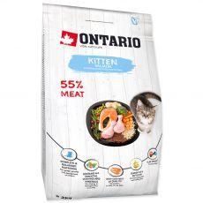 Ontario Kitten Salmon 2 kg