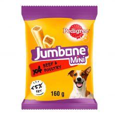 Pedigree Jumbone mini hovězí a drůbež 160 g