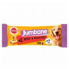 Pedigree Jumbone medium hovězí a drůbež 180 g