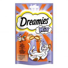 Dreamies Mix pochoutky kuře a kachna 60 g