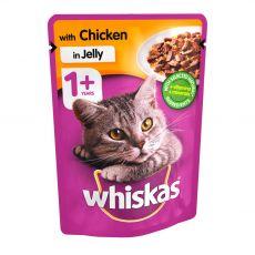 Whiskas kuřecí kapsička v želé 100 g