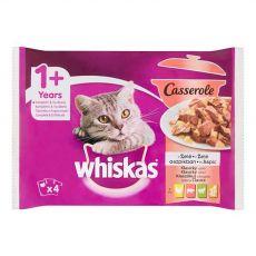 Whiskas Casserole Klasický výběr v želé 4 x 85 g