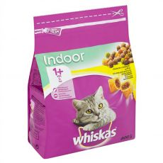 Whiskas Indoor kuřecí 800 g