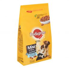 Pedigree Junior Mini kuřecí maso a rýže 2 kg