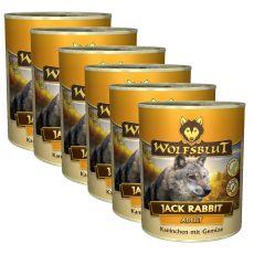 Konzerva WOLFSBLUT Jack Rabbit 6 x 800 g