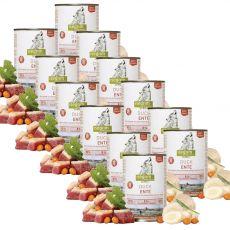 ISEGRIM Adult Prairie: Kachna s pastinákem, rakytníkem a bylinkami 12 x 400 g
