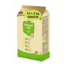 EMINENT GOLD Lamb & Rice 12 kg + 2kg GRATIS
