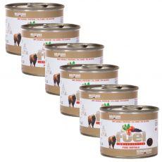 Meat Love Fuel konzerva buvol 6 x 200 g