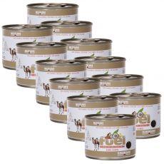 Meat Love Fuel konzerva velbloud 12 x 200 g