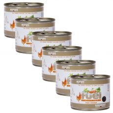 Meat Love Fuel konzerva kuře 6 x 200 g