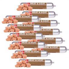 Meat Love salám 100 % kůň 12 x 80 g