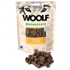 Woolf Botanicals Chicken stripes with yucca 80 g