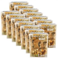 Vanička Taste of the Wild Lamb 14 x 390 g
