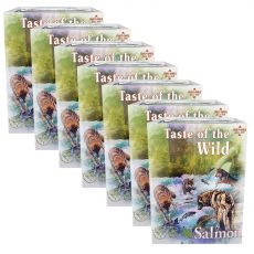 Vanička Taste of the Wild Salmon 7 x 390 g