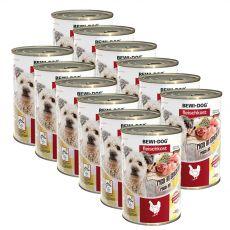 New BEWI DOG konzerva – Chicken, 12 x 400 g