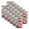 New BEWI DOG konzerva – Hovězí maso, 12 x 400 g