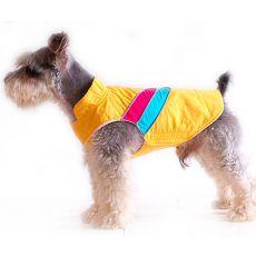 Vestička pro psy - žlutá, XS