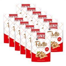Kapsička RINTI Filetto kuře + hovězí, 12 x 100 g