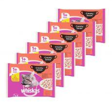 Whiskas Creamy Soups Klasický výběr 6 x (4 x 85 g)