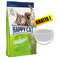 Happy Cat Indoor Weide-Lamm 4 kg
