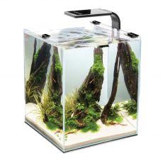 AQUAEL Shrimp Set Smart 10 D&N černé 20 x 20 x 25 cm