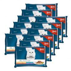 Kapsičky Gourmet Perle, mini filetky ve šťávě 12 x (4 x 85 g)