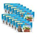 Stuzzy Cat kapsičky MULTIPACK kuřecí + telecí 12 x (4 x 100 g)