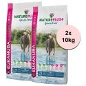 Eukanuba Nature Plus+ Puppy Grain Free Salmon 2 x 10kg