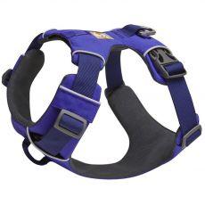 Postroj pro psy Ruffwear Front Range Harness, Huckleberry Blue XXS