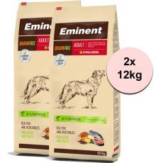 EMINENT Grain Free Adult 2 x 12 kg