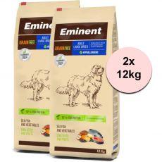 EMINENT Grain Free Adult Large Breed 2 x 12 kg