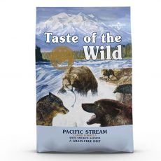 TASTE OF THE WILD Pacific Stream Canine 18,14 kg