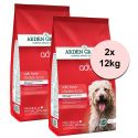ARDEN GRANGE Adult with fresh chicken & rice 2 x 12 kg