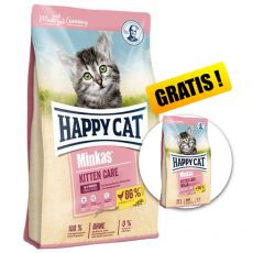 Happy Cat Minkas Kitten 10 kg + DÁREK