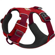 Postroj pro psy Ruffwear Front Range Harness, Red Sumac XXS