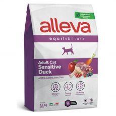 Alleva EQUILIBRIUM Adult Cat Sensitive Duck 1,5 kg
