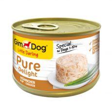 GimDog Pure Delight kuře 150 g