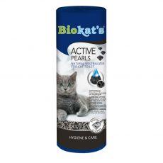 Biokat's Active Pearls uhlí do WC 700 ml