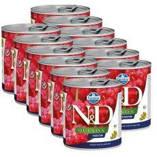Farmina N&D dog Quinoa Digestion konzerva 12 x 285 g