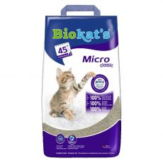 Biokat's Micro classic podestýlka 7 l