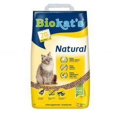 Biokat's Natural podestýlka 5 kg