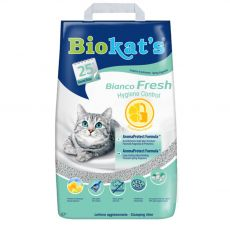 Biokat's Bianco Fresh Hygiene Control podestýlka 10 kg