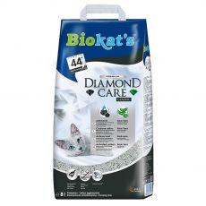 Biokat's Diamond Care Classic podestýlka 8 l
