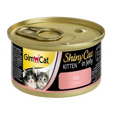 GimCat ShinyCat Kitten kuře 70 g