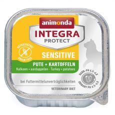 Animonda INTEGRA Protect dog Sensitive krůtí s pastinákem 150 g