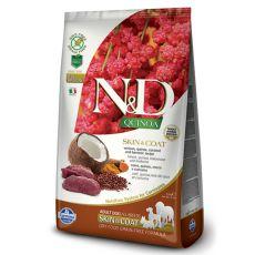 Farmina N&D dog GF QUINOA Skin & Coat Venison 2,5 kg