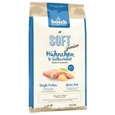 Bosch HPC Soft Junior Chicken & Sweet Potato 12,5 kg