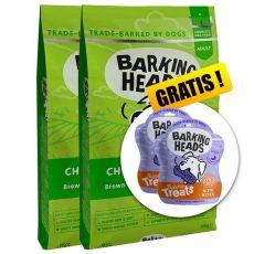BARKING HEADS Chop Lickin' Lamb ADULT 2 x 12 kg + DÁREK