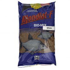 Krmivo Mondial-f Bio Mix Hnědé (cejn) 2 kg
