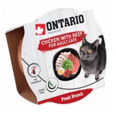 Ontario Fresh Brunch Chicken & Beef 80 g